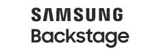 Samsung Backstage Logo